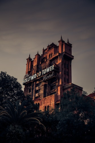 Most Haunted Hotels in Southern California, Girl WHo Travels the World, Hollywood Tower