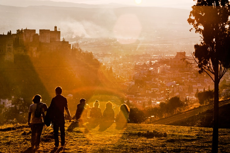 Ultimate Girl's Guide to Spain Travel, Girl Who Travels the World, Granada, Spain