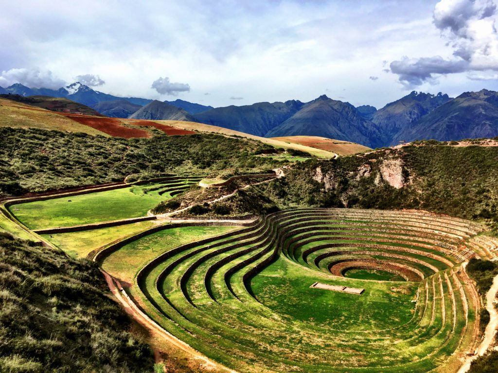 Moray Ruins in Peru & Head-on Collisions, Girl Who Travels the World