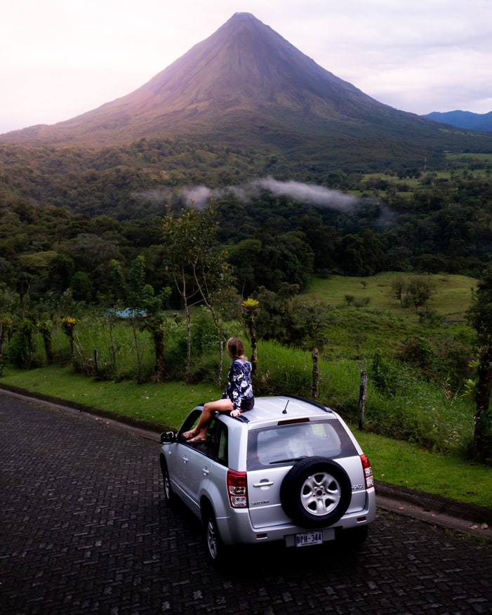 Ultimate Guide to Costa Rica Travel, Girl Who Travels the World, Arenal Volcano