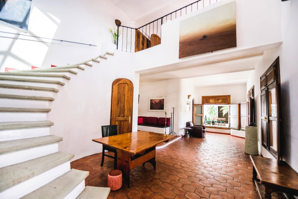 What are the Safest Places to Stay in Oaxaca City? Girl Who Travels the World, Casa Oaxaca
