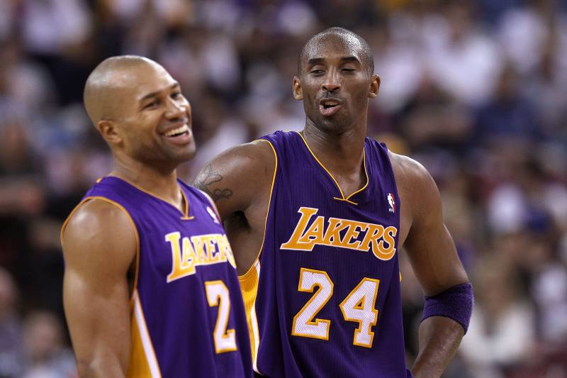 What Kobe Bryant's Legacy Could Have Meant for Women's Sports, Girl Who Travels the World, Derek Fisher Kobe