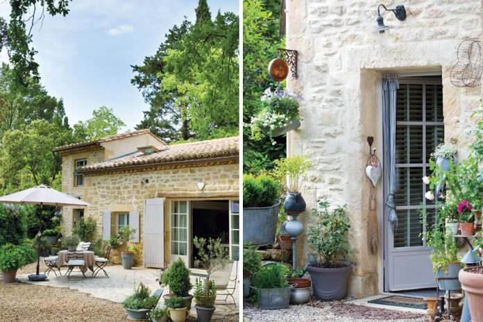 How to Create a French Country Garden, Girl Who Travels the World