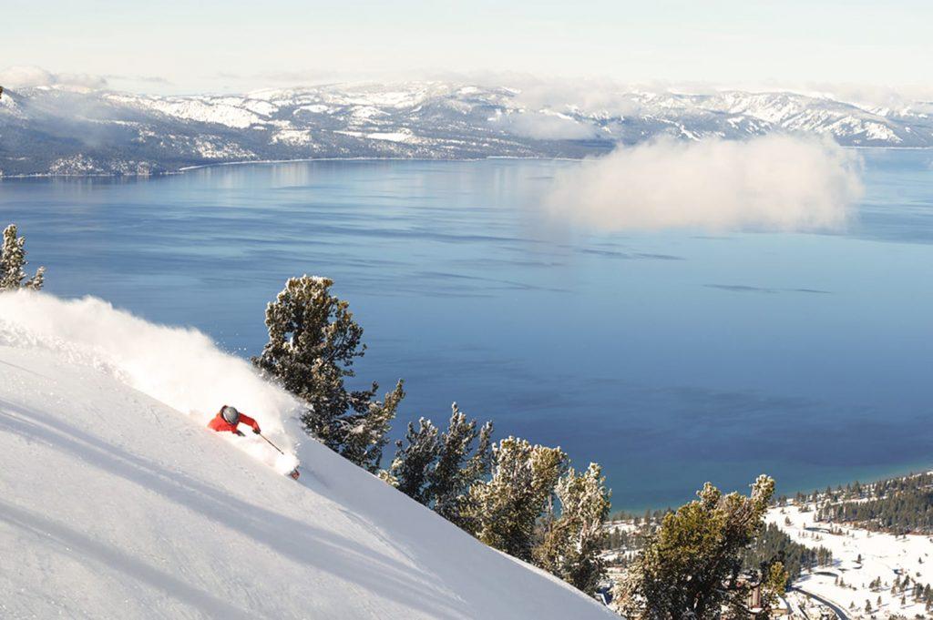 Best Ski-in/Ski-Out Resorts in Lake Tahoe, Girl Who Travels the World, Heavenly Ski Resort