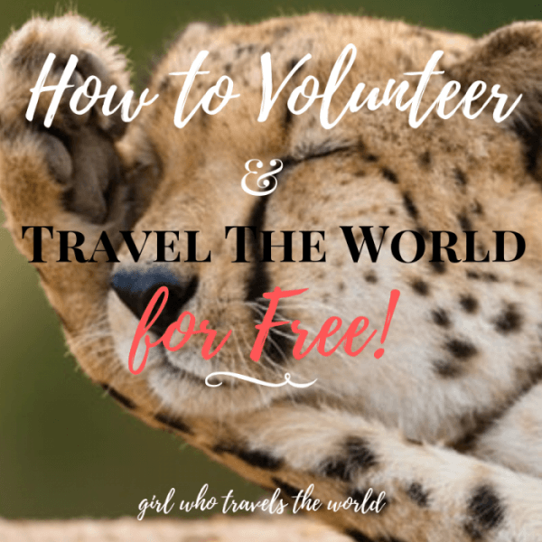 How to Volunteer and Travel the World for Free