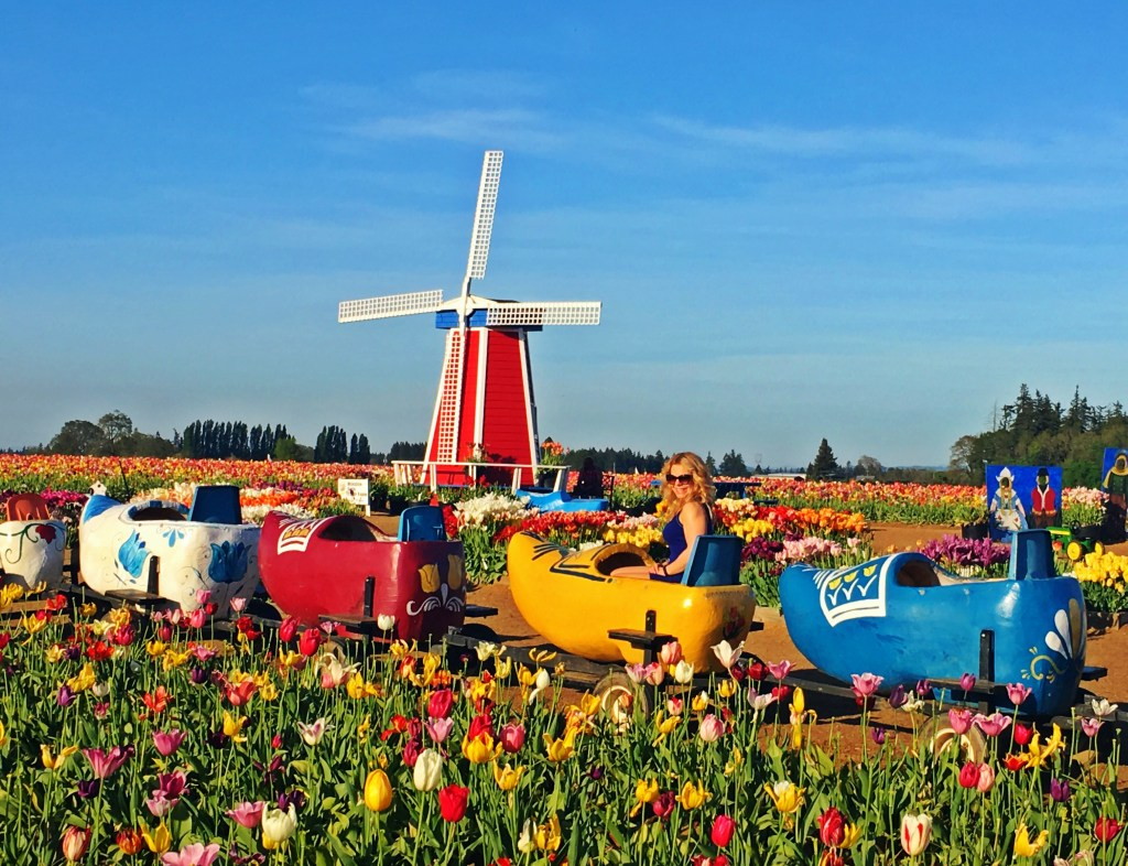 Guide to the Wooden Shoe Tulip Festival, Girl Who Travels the World