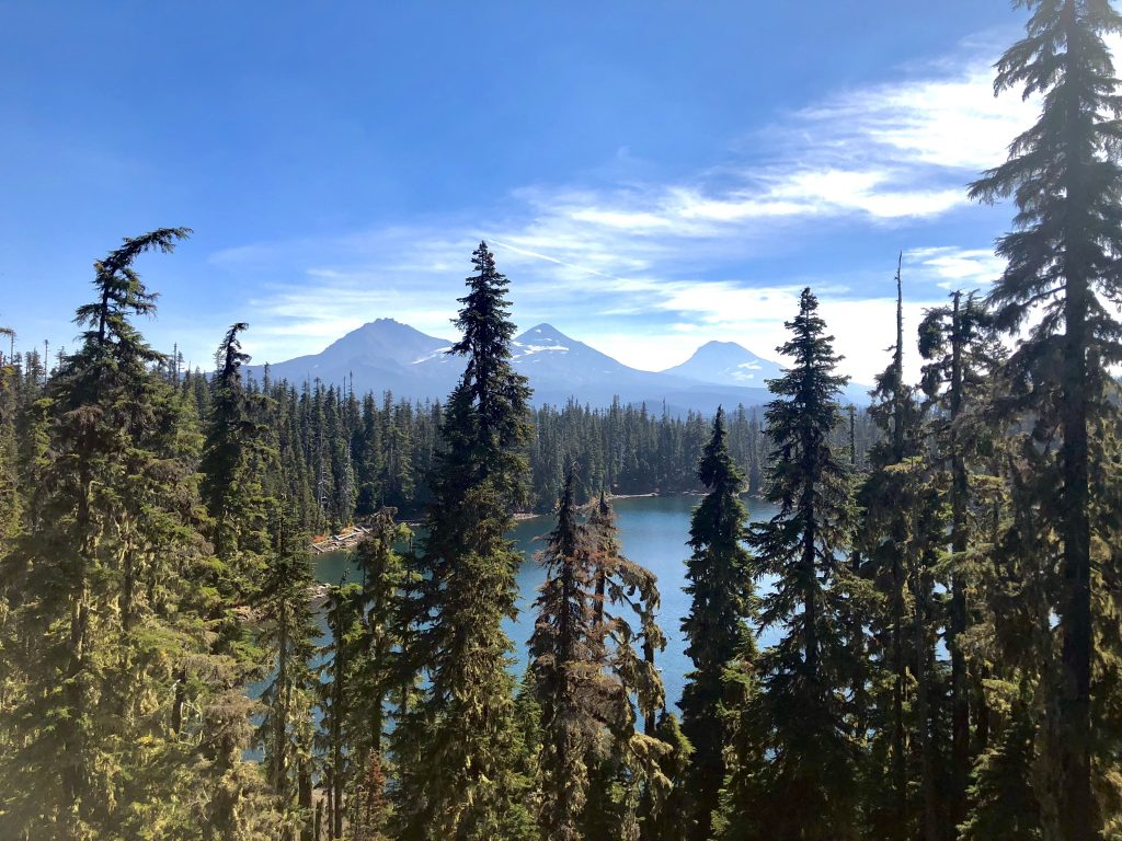 Guide to a Perfect 3-Day Weekend in Bend, Oregon, Girl Who Travels the World, Tam McArthur Trail