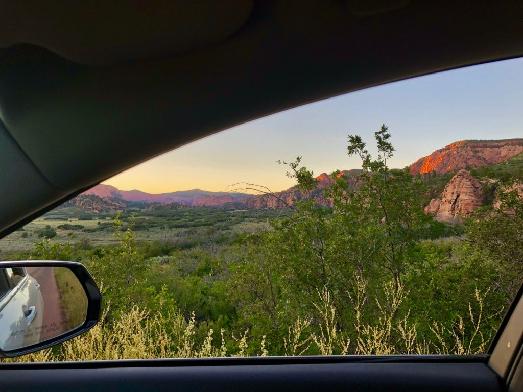 Best Scenic Drives by Zion National Park, Girl Who Travels the World