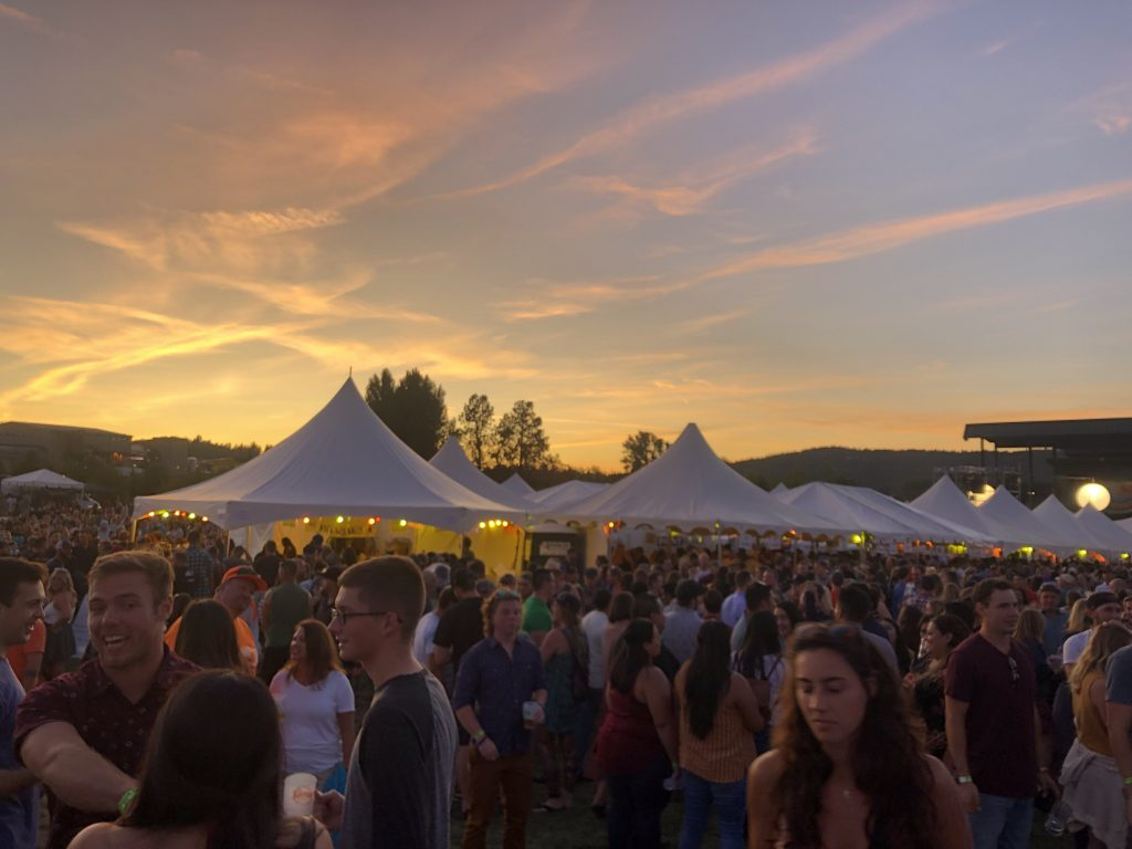 Guide to a Perfect 3-Day Weekend in Bend, Oregon, Girl Who Travels the World, Bend Brew Fest