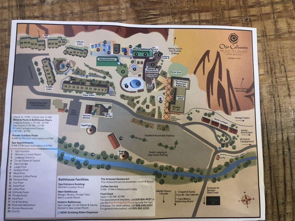 Guide to Visiting Ojo Caliente Hot Springs, Girl Who Travels the World
