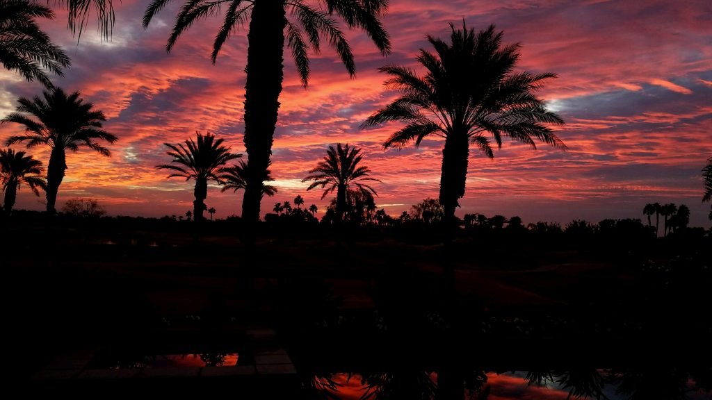 Where is Clare's Bachelorette Season Being Filmed? Girl WHo Travels the World, La Quinta