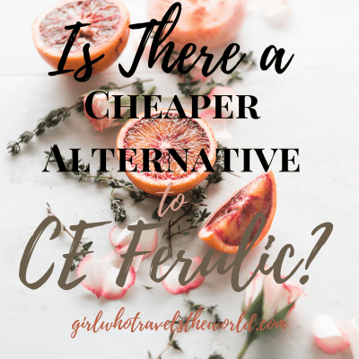 Is There a Cheaper Alternative to CE Ferulic?