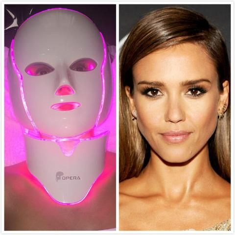 How LED Masks Reduce Puffiness & Help Allergies, Girl Who Travels the World