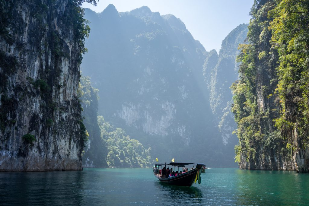 Ultimate Girl's Guide to Thailand Travel, Girl Who Travels the World, Khao Sok National Park, Khlong Sok