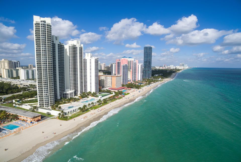 Best Warm Weather Beach Vacations in January and February, Girl Who Travels the World, Miami, North Beach