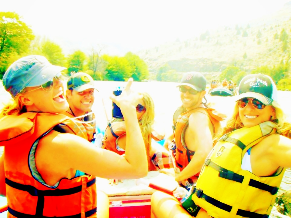 Outdoor Adventure Gear Guide 2021, Girl Who Travels the World, Rafting