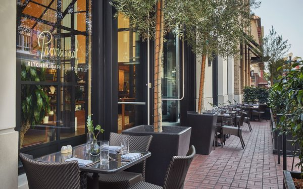 Best Brunch Spots in Gaslamp San Diego, Girl Who Travels the World, Provisional Kitchen