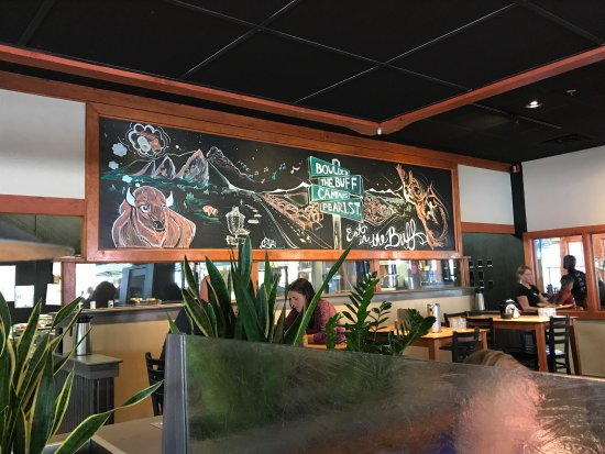 Where to Brunch in Boulder, Colorado, Girl Who Travels the World, The Buff