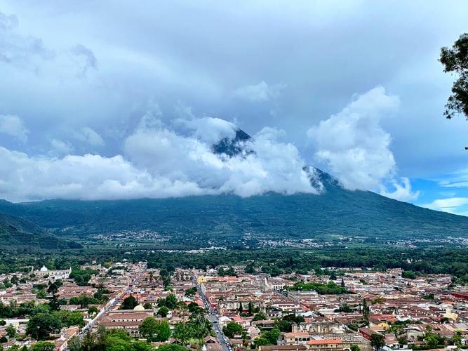Solo Female Travel in Antigua, Guatemala, Girl Who Travels the World, Volcan de Agua, Antigua, Guatemala
