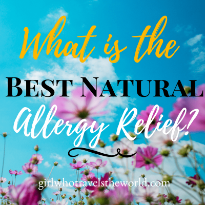 What is the Best Natural Allergy Relief?