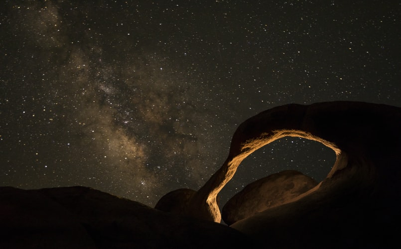 Where Are the Alabama Hills by Mammoth? Girl Who Travels the World