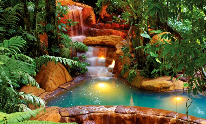 Where Did Peter The Bachelor Stay in Costa Rica, Girl Who Travels the World, The Springs Resort