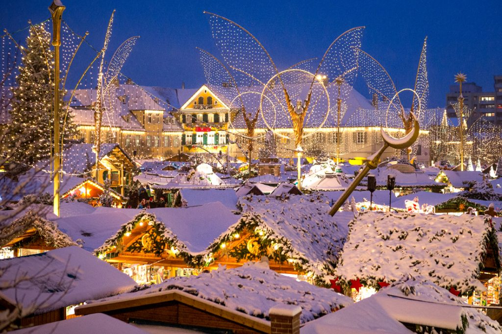 Top 3 Christmas Markets by Stuttgart, Germany, Girl Who Travels the World