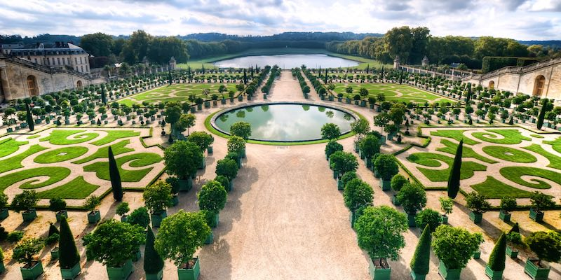 How to Create a French Country Garden, Girl Who Travels the World, Versailles