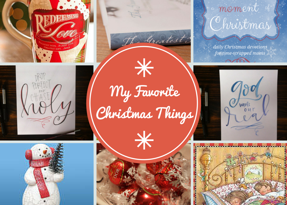 On Gratitude & Celebrating with a Giveaway of My Favorite Christmas Things!