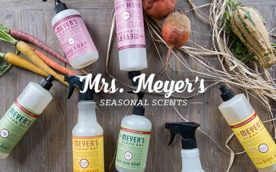 ePantry: FREE Mrs. Meyers Seasonal Products {worth over $20!}