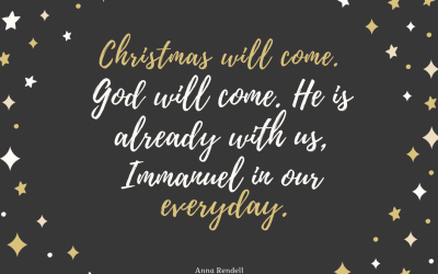 Christmas Will Come