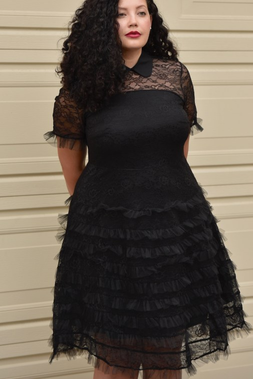 Girl With Curves blogger shares her New Year's Eve dress and hosts a $1,000 GIVEAWAY