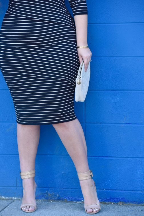 Why You Need This New and Improved Bandage Dress via @GirlWithCurves