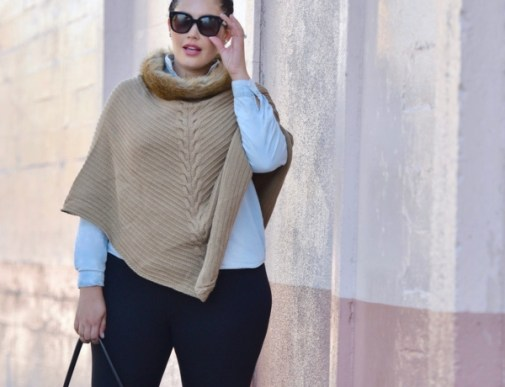 3 Must-Have Legging Styles via Girl With Curves #bodypositive #curvyfashion #plussize #leggings