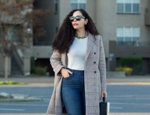 Mixing my favorite Prints of the Season | Girl With Curves