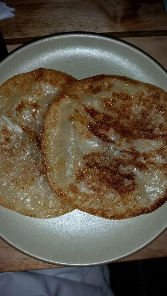Shima - Grilled Roti