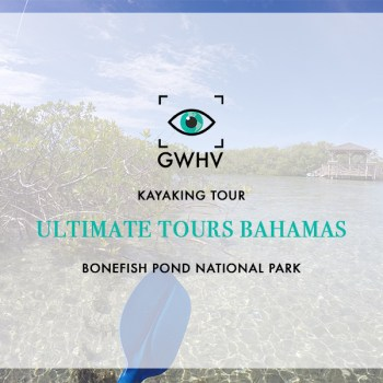 Kayaking with Ultimate Tours Bahamas