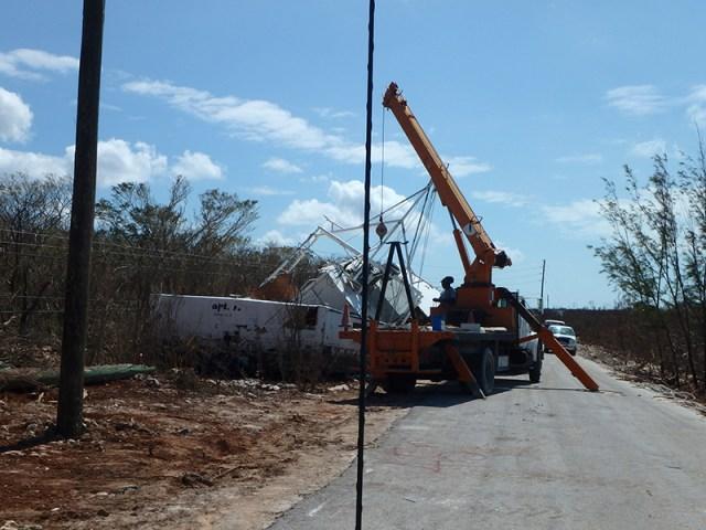 Hurricane Matthew - Joaquin 2015