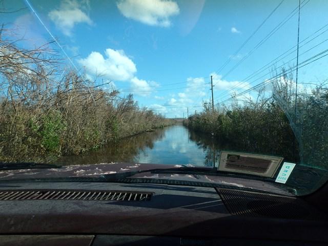 Hurricane Prep - Joaquin 2015 flooding