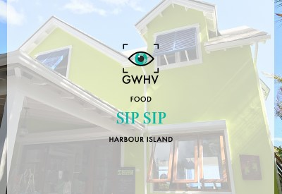 FOOD: Sip Sip - Harbour Island