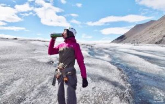 Siggs Thermos is one of the top travel essentials for women who like the outdoors.