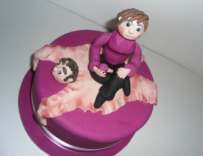 Till Death Do Us Party - Hilarious Divorce Cakes - Joyenergizer