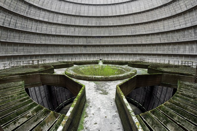 Some Rather Creepy Abandoned Places - Girly Design Blog