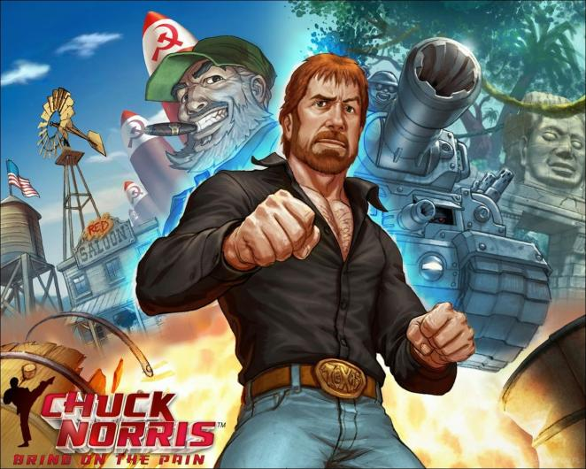 20 (Totally True) Kick-Ass 'Chuck Norris Facts' - Girly Design Blog