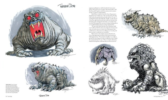 The Original Ghostbusters Movie Concept Art - Digital Art Mix