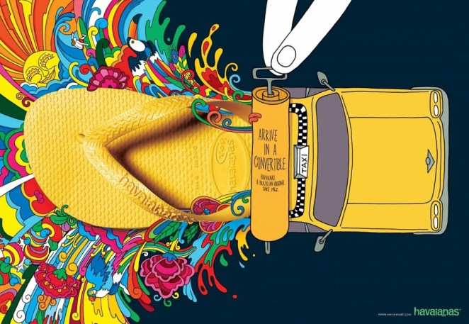 Creative Clothing and Footwear Advertising - Design Mash