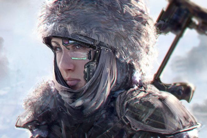The Sci-fi Concept Art of Klaus Wittmann - Design Mash