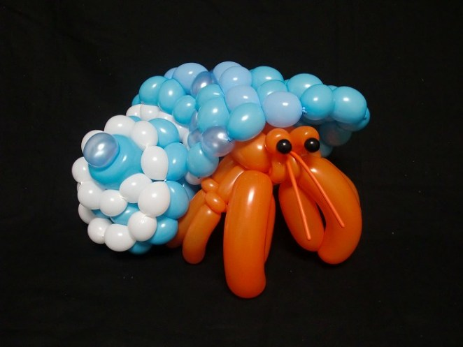 Daily Inspiration No. 10 - Animal Ballon Art - Design Mash