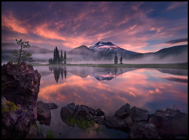 Tranquil Landscape Photography - #Outsideisfree