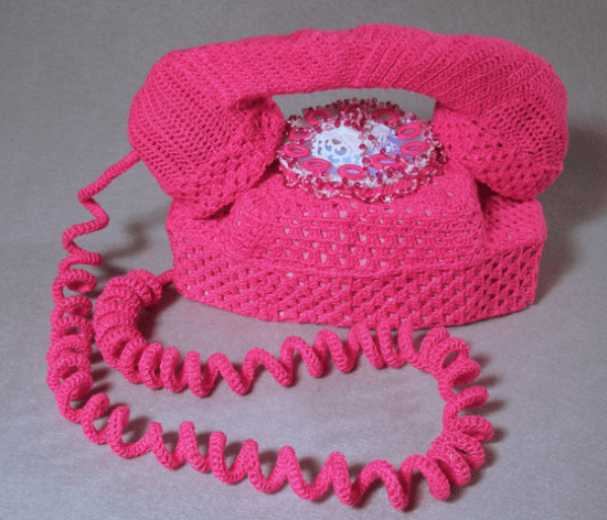 Cute & Cuddlly Crotchet Art - Girly Design Blog